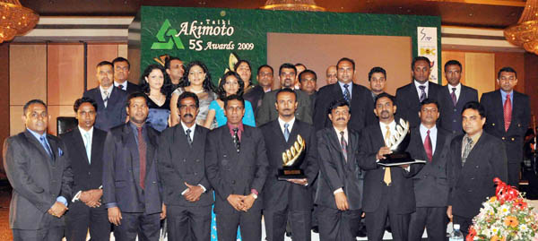 Hemas Manufacturing clinches Gold, Silver at 'Taiki Akimoto 5S Awards'
