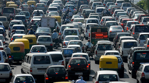 Heavy traffic expected due to motorcade protests