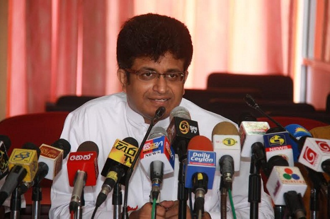 "Allegations on Yoshitha ""politically motivated""- Gammanpila"