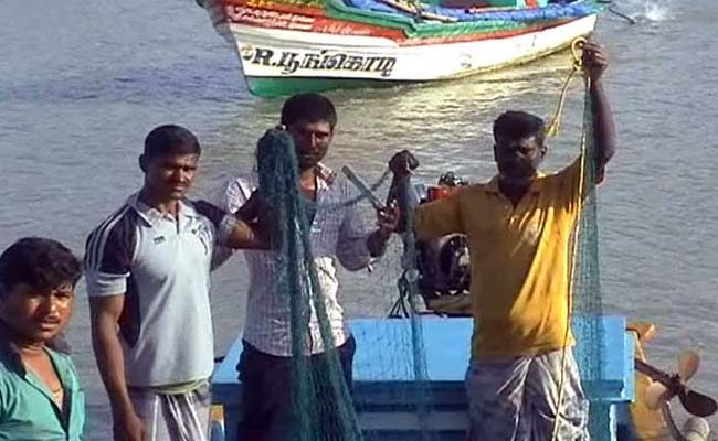 Indian fishermen claim attack by Sri Lankan counterparts