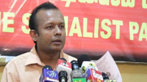 Maithri continuing with Mahinda's oppressive laws - FSP