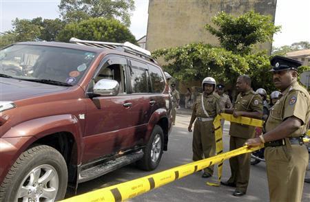 Three navy personnel arrested over Nadarajah Raviraj killing