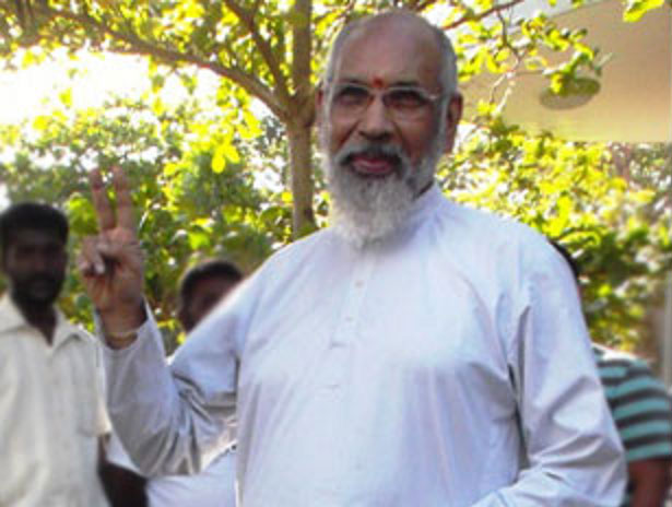 Tamils ready to take ten steps if Sinhalese took one - Vigneswaran