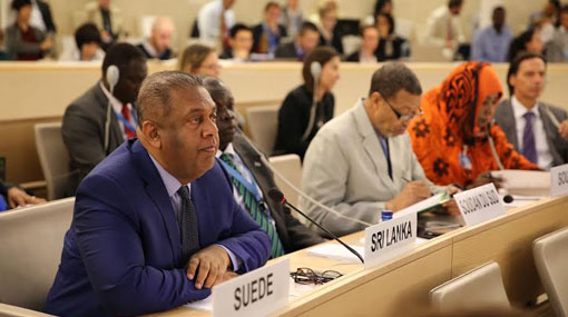 New constitution, amendments to penal code; steps to create a new Sri Lanka: Mangala