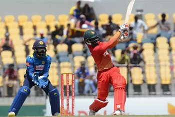 Zimbabwe level series after 4-wicket win