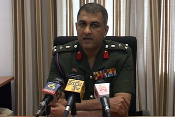 VIDEO: Some tried to 'fish in troubled waters' at Weliweriya – military spokesman