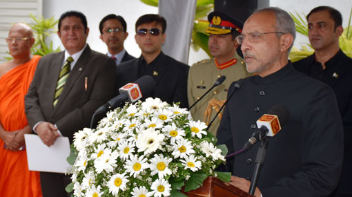 Pak-SL bond serves as beacon for South Asian countries: Envoy