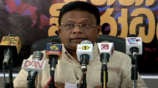 Govt is scheming to divide the maha sangha – Dullas