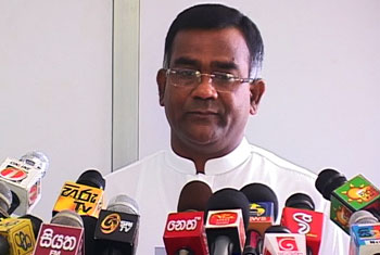 VIDEO: While all focus is on UNP, Govt will table 'casino bill' - Tissa