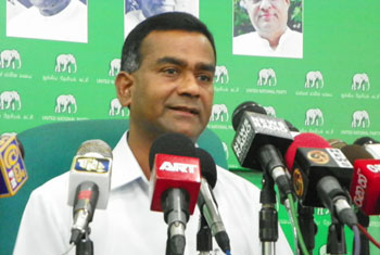 VIDEO: From diesel to exams, everything govt does is 'inferior' - Tissa