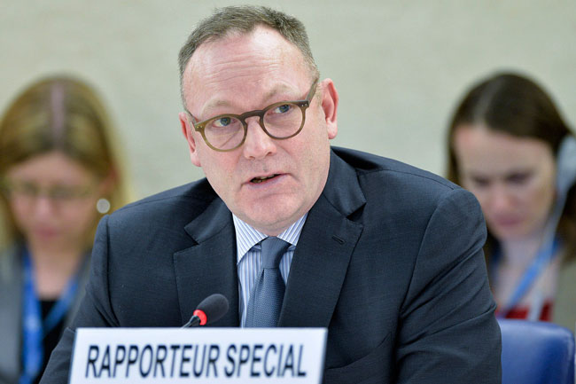 UN expert to launch first mission to Sri Lanka