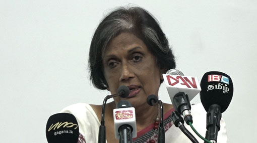 Sri Lankan govts have been very suspicious of NGOs - Chandrika