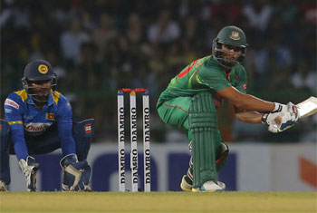 Bangladesh bat first in 2nd T20