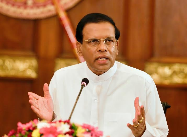 Reports on National Govt. handed over to President