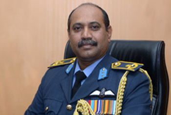 D.L.S Dias appointed as Chief of Staff of SLAF