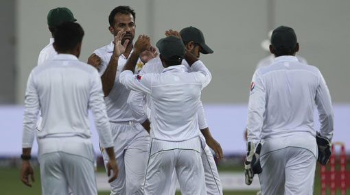 Sri Lanka bundled out for 96; Pakistan require 317 to level series