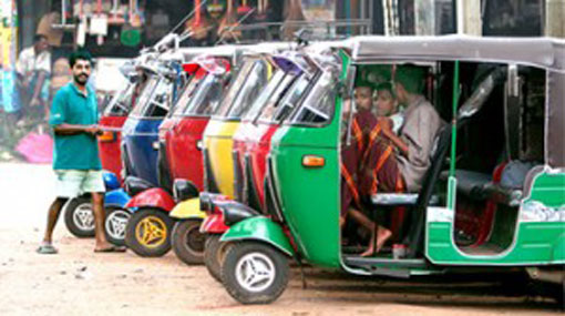Three-wheeler fare hike from July 10