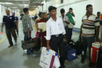 Another batch of Sri Lankan refugees return home