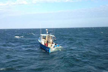 Six Sri Lankan fishermen detained off Nagapattinam