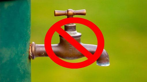 Twelve hour water cut in Hendala and Wattala today