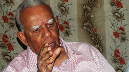 India must push Sri Lanka on 13A - Sampanthan