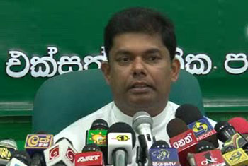 VIDEO: Anti-government sentiments growing due to anti-people policies - Gayantha