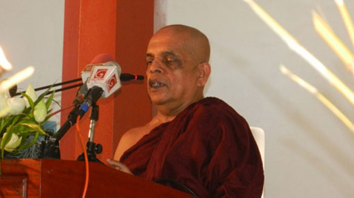 Parliament has no right to formulate a new Constitution: Nalaka Thero