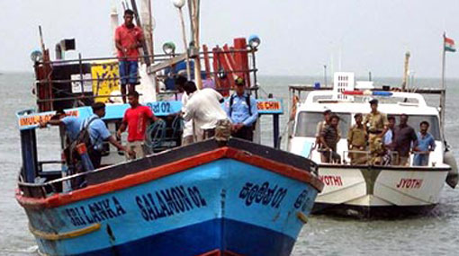 Indian fishermen attacked by Sri Lankan navy yet again?