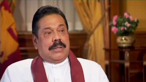 I had no secret accounts in any foreign bank, says Rajapaksa