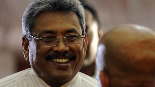 Rumours dispelled; Gotabaya Rajapaksa returns to SL