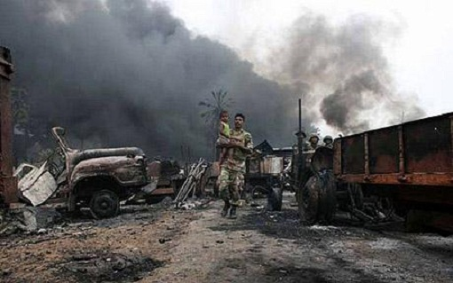 Tamil parties turn down U.S. call for internal 'war crimes' probe