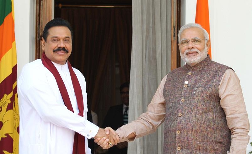 Modi likely to meet Rajapaksa during visit