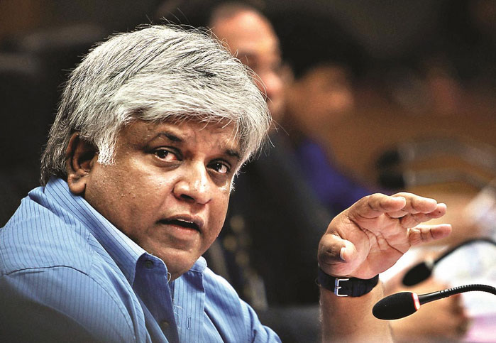 Arjuna accepts SLFP membership