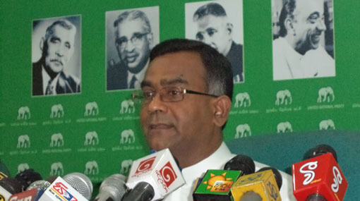 VIDEO: KP enjoying 'diplomatic privileges' - UNP