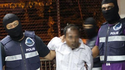 Malaysia deports LTTE suspect