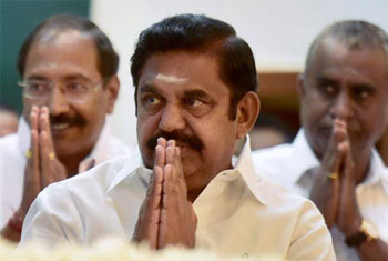 Palaniswami asks Modi to take steps for releasing fishermen from Sri Lanka