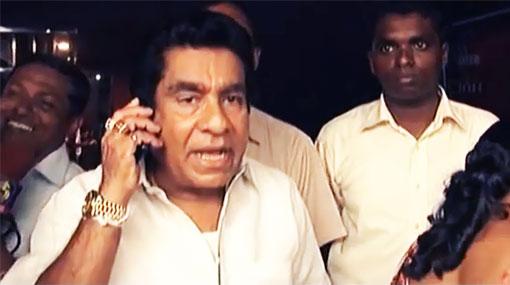 Mervyn files complaint with CID against Basil, Gotabaya