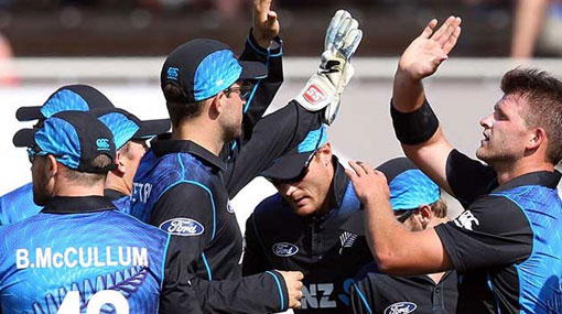 New Zealand beat Sri Lanka by 98 runs in World Cup opener