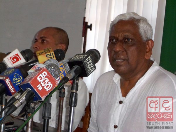 VIDEO: UNPers joined govt to fulfill personal goals, not serve public - Perera