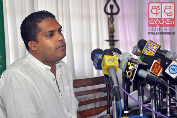 VIDEO: CID must question Arundika on Eknaligoda - UNP