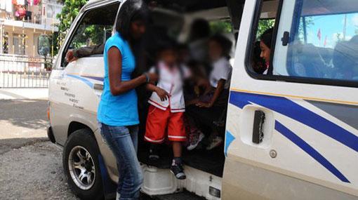 Three-wheeler, school van fares slashed