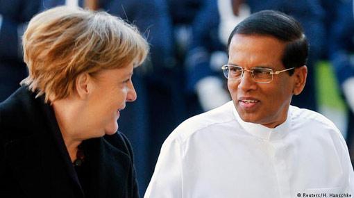 President congratulates Merkel on re-election