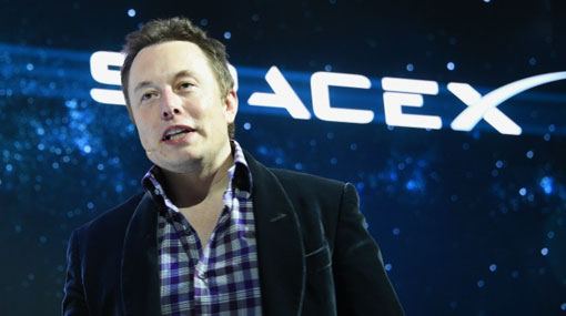 Elon Musk: Go anywhere in a rocket in under an hour
