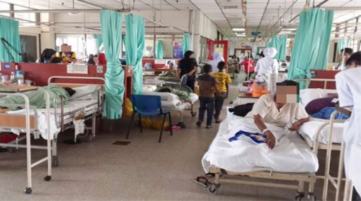 Lack of nursing staff making dengue treatment difficult - ACNU