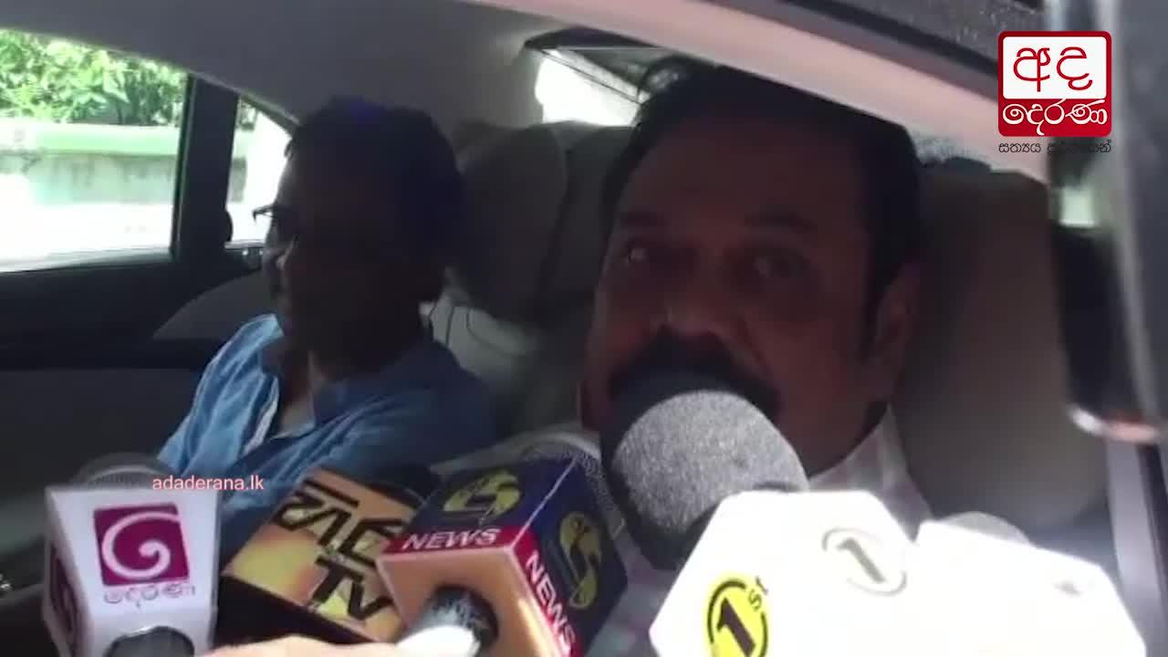 Govt has taken away ministerial powers - Rajapaksa
