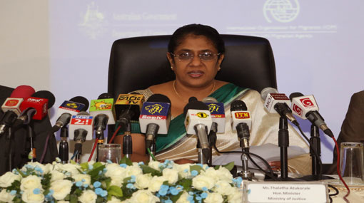 Public awareness crucial to combat human trafficking - Thalatha