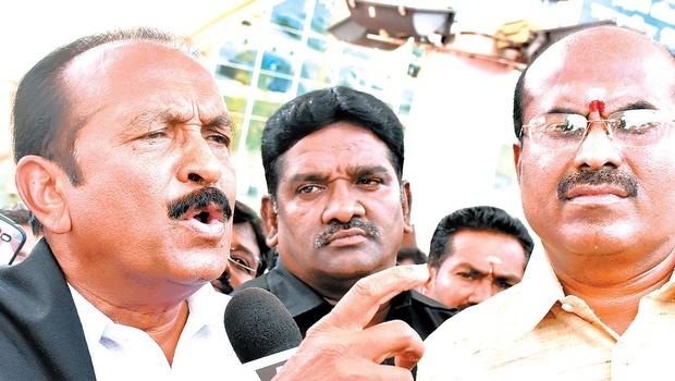 Human Rights Council betrays Tamils: Vaiko