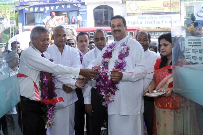 Pan Asia Bank opens a branch in Peradeniya