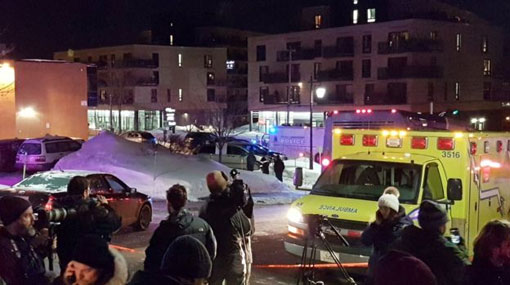 Quebec City mosque shooting: At least five reportedly killed