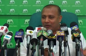 VIDEO: India will also turn away from Sri Lanka says UNP Provincial Councillors